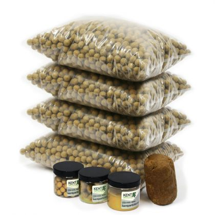Kent Particles Kent Particles Tiger Nut 20kg Boilie Deal: click to enlarge