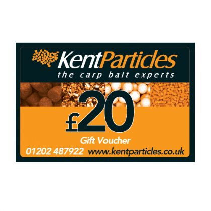 Kent Particles Gift Voucher £20: click to enlarge