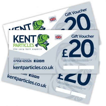 Kent Particles Gift Voucher: click to enlarge