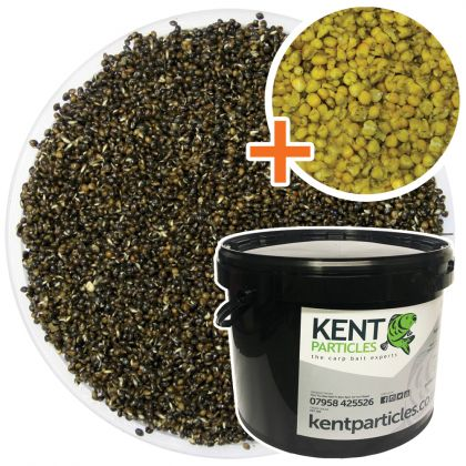 Kent Particles Prepared Hemp & Maize: click to enlarge