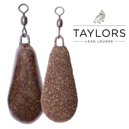 Taylors Lead Lounge Dumpy Distance Leads: click to enlarge