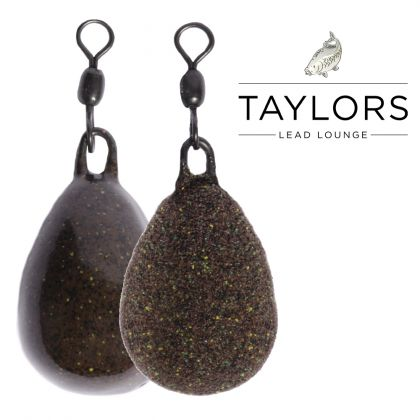 Taylors Lead Lounge Dumpy Pear Leads: click to enlarge
