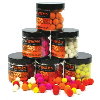 Essential Baits Essential Baits B5 Fluro Pop-ups: click to enlarge