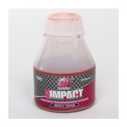 Mainline Baits Spicy Crab High Impact Bait Dip: click to enlarge