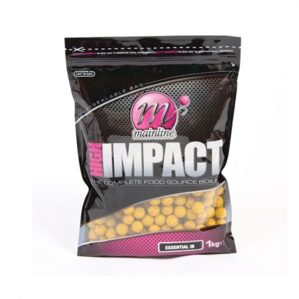 Mainline Baits Essential IB High Impact Boilies: click to enlarge