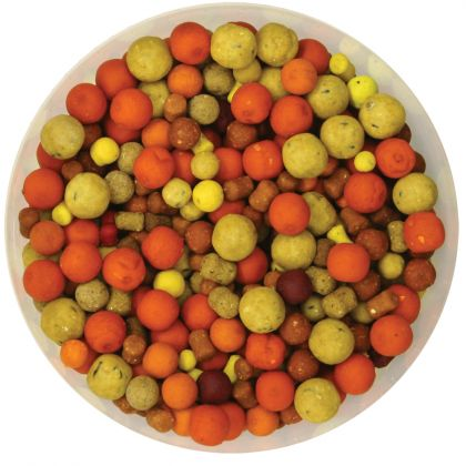 Kent Particles Mixed Boilies/ production over runs: click to enlarge