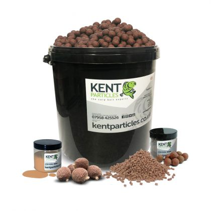 "Kent Particles Spicy Sausage Grab ""N"" Go Mega Bucket: click to enlarge"