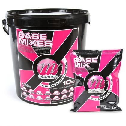 Mainline Baits New Grange Base Mix: click to enlarge