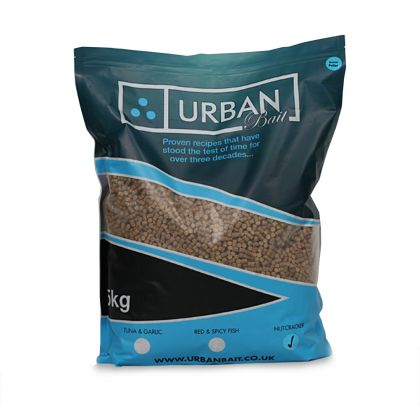 Urban Bait Urban Bait Nutcracker Flavoured Pellet: click to enlarge