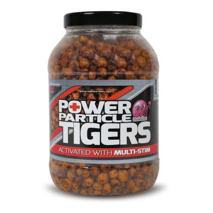 Mainline Baits Mainline Power Particles Tigers: click to enlarge