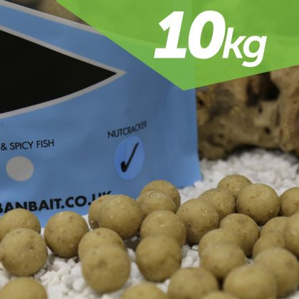 Urban Bait Urban Bait Nutcracker 10kg Boilie & Pellet Deal: click to enlarge