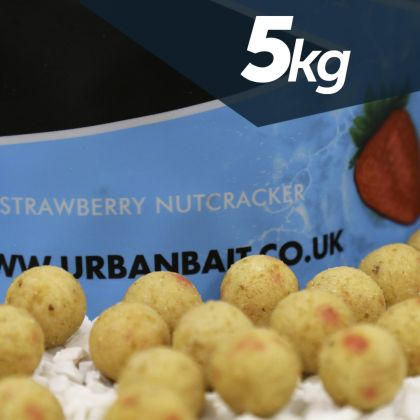 Urban Bait Urban Bait Strawberry Nutcracker 5kg Boilie & Pellet Deal: click to enlarge
