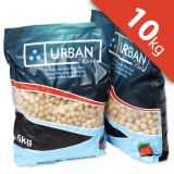 Urban Bait Urban Bait Strawberry Nutcracker 10kg Boilie & Particle Deal